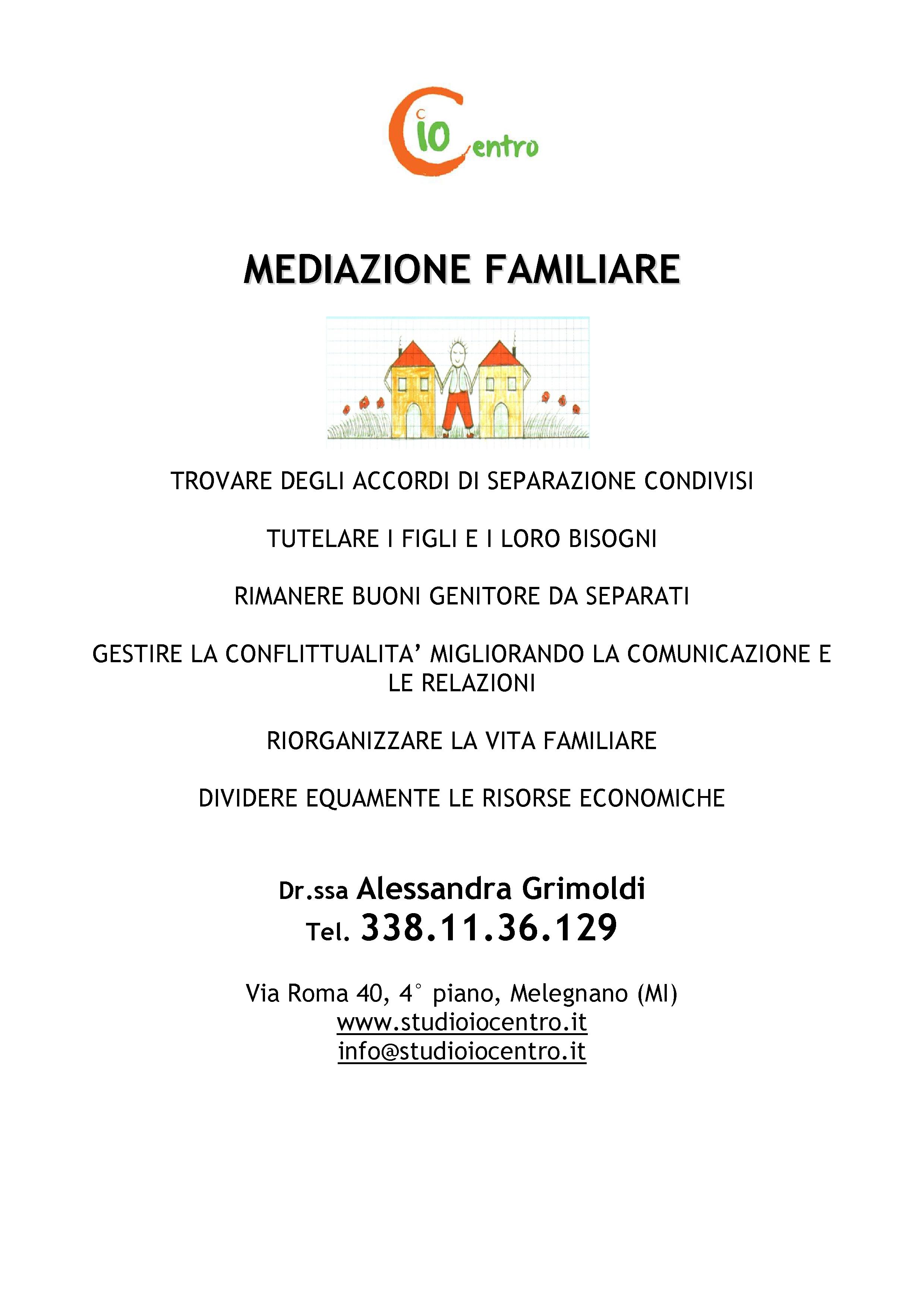 centro mediazione