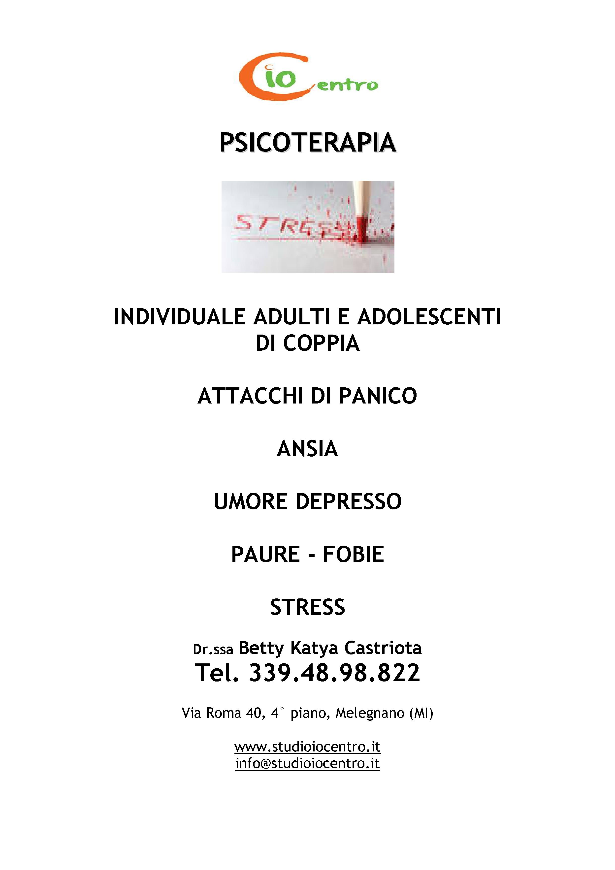 UNICO STRESS E BOTOLA